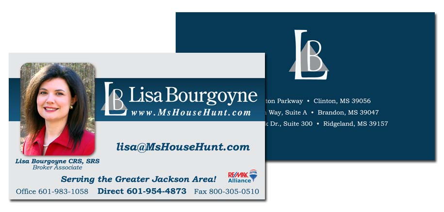 LisaB Business Cards